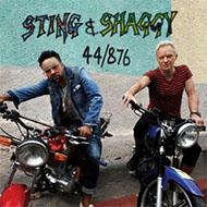 【本日発売】スティング×シャギー NY録音のスペシャルコラボアルバム