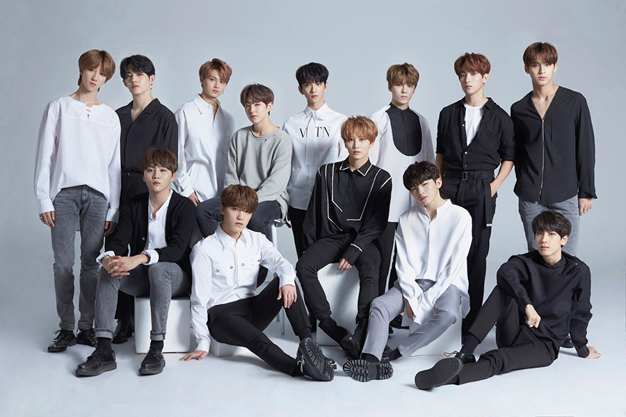 SEVENTEEN JAPAN 1ST MINI ALBUM『WE MAKE YOU』 5月30日発売決定!