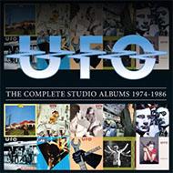 UFO 1974〜86年Chrysalis期10CDボックスセット再登場
