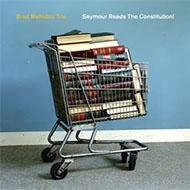【発売中】ブラッド・メルドー早くも新作 待望のレギュラートリオによるスタジオアルバム