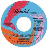 パーラメンツによる未発表ビートルズ・カヴァーが7インチで発売
