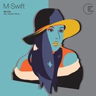 M-Swift 第2弾7インチ・シングルがリリース決定
