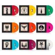 エニグマの名盤9タイトルが180グラム重量盤カラーレコードで再発