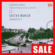 【在庫特価】ヘルビヒ&ザールブリュッケン放送響/マーラー:交響曲第9番