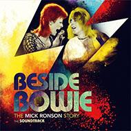 未発表曲も収録 「ビサイド・ボウイ:ザ・ミック・ロンソン・ストーリー」サウンドトラック
