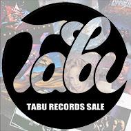 最安700円!タブーレコード輸入盤スペシャルプライス