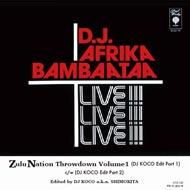 DJ KOCO a.k.a. SHIMOKITA監修 HIP HOP CLASSICS 7インチ化シリーズ