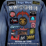 NWOBHM 3枚組コンピ『WINDS OF TIME』!
