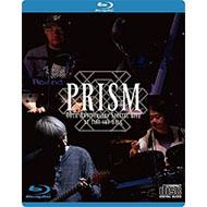 プリズムのデビュー40周年ライヴをブルーレイ+2CDに完全パッケージ