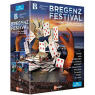 【映像】ブレゲンツ音楽祭 湖上オペラ・ボックス・セット