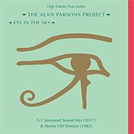 【発売中】アラン・パーソンズ・プロジェクト『Eye In The Sky』ブルーレイオーディオ