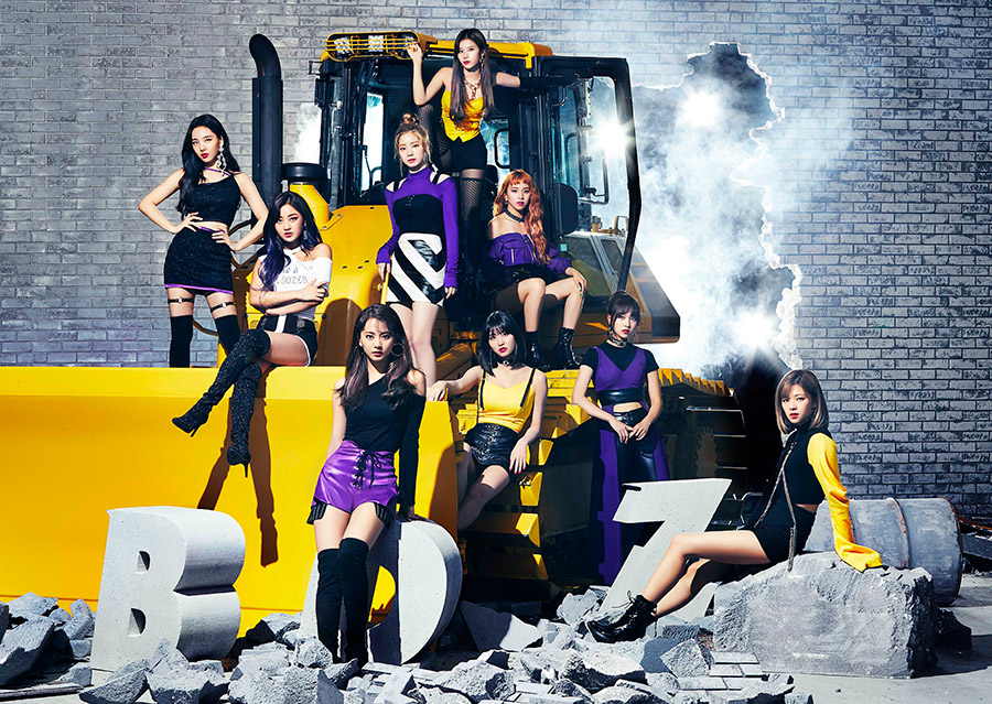 【HMV限定特典】TWICE JAPAN 1st ALBUM『BDZ』