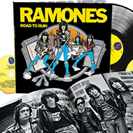 ラモーンズ発売40周年記念デラックスエディション第4弾は『Road to Ruin』!