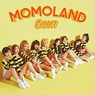 【先着特典あり】MOMOLAND 2ndシングル『BAAM』