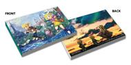 【ローソンHMV限定オリジナル特典】なぎみそが描く!「トラボティック・シンフォニー」メモ帳