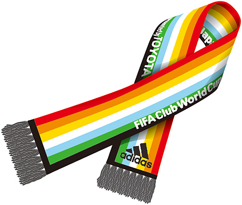 FIFA Club World Cup Scarf 2012