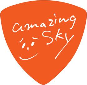片平里菜 amazing sky HMVオリジナル特典 オリジナルギターピック