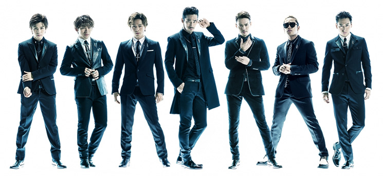 �O���J Soul Brothers from EXILE TRIBE �wPLANET SEVEN�x