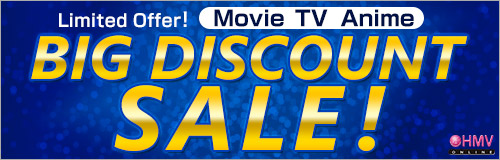 Movie TV Anime Limited Offer! BIG DISCOUNT SALE!