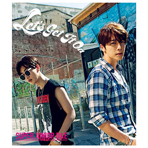 �y�撅���T�|�X�^�[�zSUPER JUNIOR-D&E �j���[�V���O�� �wLet's Get It On�x 9��30���[�X�I