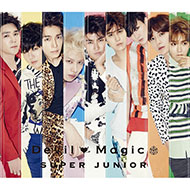 SUPER JUNIOR ���̗�A�ʃV���O���wDevil / Magic�x