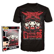 BABYMETAL Rock Poster Pop T-Shirt
