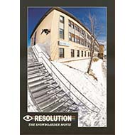 まさかの顔ぶれを揃えた『SNOWBOADERMAGAZINE』が放つ渾身作『RESOLUTION』。