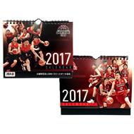 AKATSUKI FIVE《アカツキファイブ》 2017年カレンダー