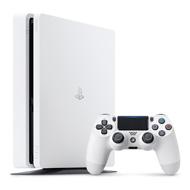 PS4本体 初のカラーバリエーション「グレイシャー・ホワイト」を発売