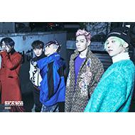 【HMV・Loppi限定特典絵柄公開】BIGBANG 全世界待望のニューアルバム『MADE』