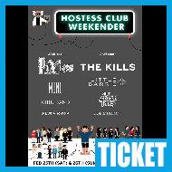 【チケット情報】Hostess Club Weekender