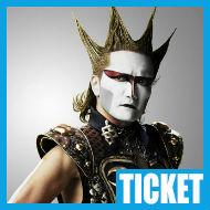 【チケット情報】デーモン閣下