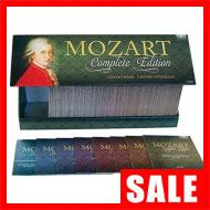 【在庫特価】モーツァルト全集(170CD)