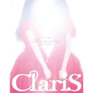 【オリジナル特典】96ページにわたる貴重な写真の数々!ClariS、初写真集。