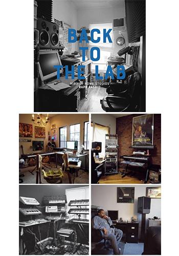 RAPH BACK TO THE LAB: HIP HOP HOME STUDIOS