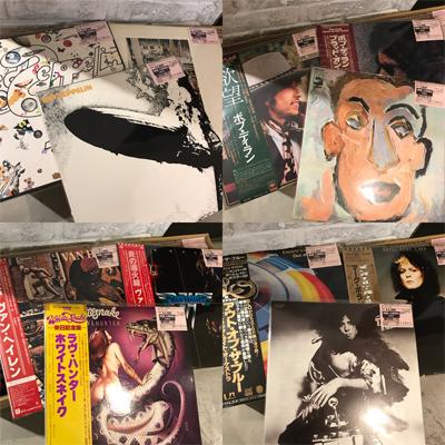 ROCK/POPS定番 中古レコードプチ放出! (record shopコピス吉祥寺:2017年12月18日実施)
