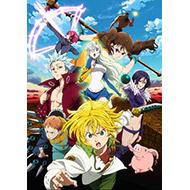 『七つの大罪 戒めの復活』Blu-ray&DVD発売決定