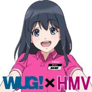 Wake Up, Girls!×HMV限定コラボグッズ発売開始!