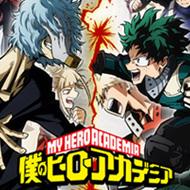 TVアニメ『僕のヒーローアカデミア』 3rd Blu-ray・DVD 発売