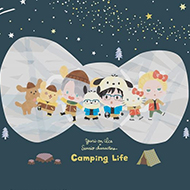 人気TVアニメ『ユーリ!!! on ICE×サンリオ』 関連グッズ