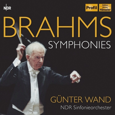 「ブラームス:交響曲全集」ヴァント&北ドイツ放送交響楽団