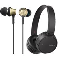 SONY 新作ワイヤレスヘッドフォン『WH-CH500』、密閉型インイヤーレシーバー『MDR-EX650AP』発売。