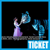 【チケット】新国立劇場バレエ団「不思議の国のアリス」