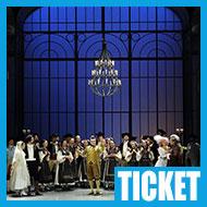 【チケット】プラハ国立劇場オペラ モーツァルト歌劇「フィガロの結婚」