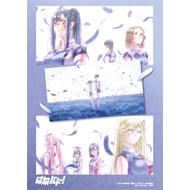 アニメ「はねバド!」【HMV限定】全巻連続購入特典:B3タペストリーに決定!