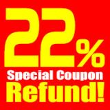Ends: 11/21 (Tue)! Buy 10,000 Yen Worth of CDs or Books Get 22% Special Coupon Refund