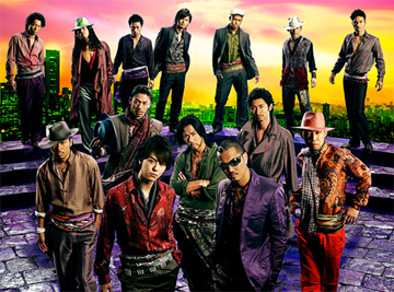 EXILE+J SOUL BROTHERS!