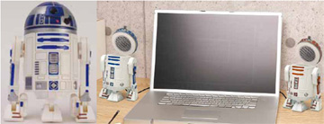 【同封特典】R2-D2型スピーカー