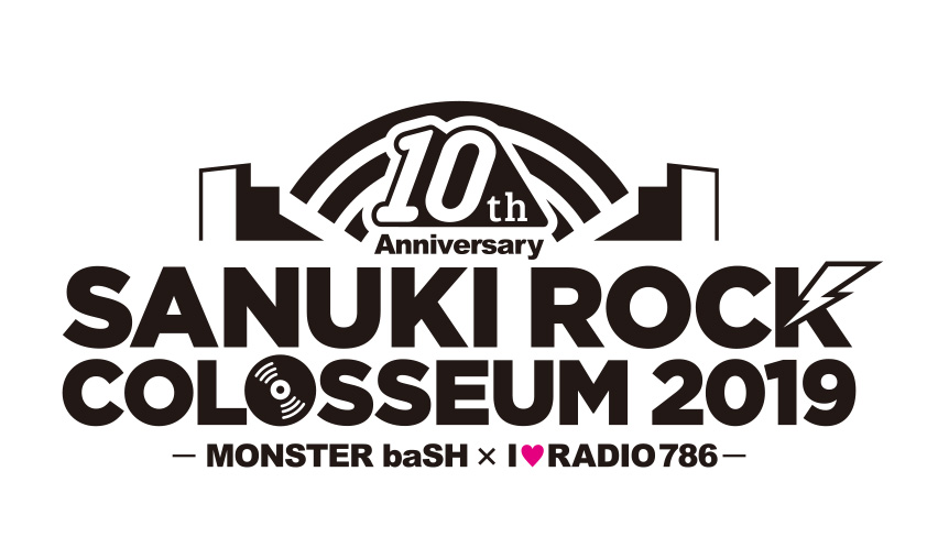 SANUKI ROCK COLOSSEUM 2019