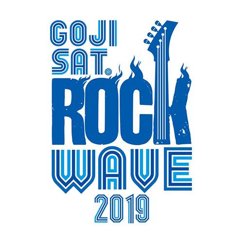 GOJISAT. ROCK WAVE 2019(第3回 常滑お笑いEXPO in 知多半島内音楽フェス)